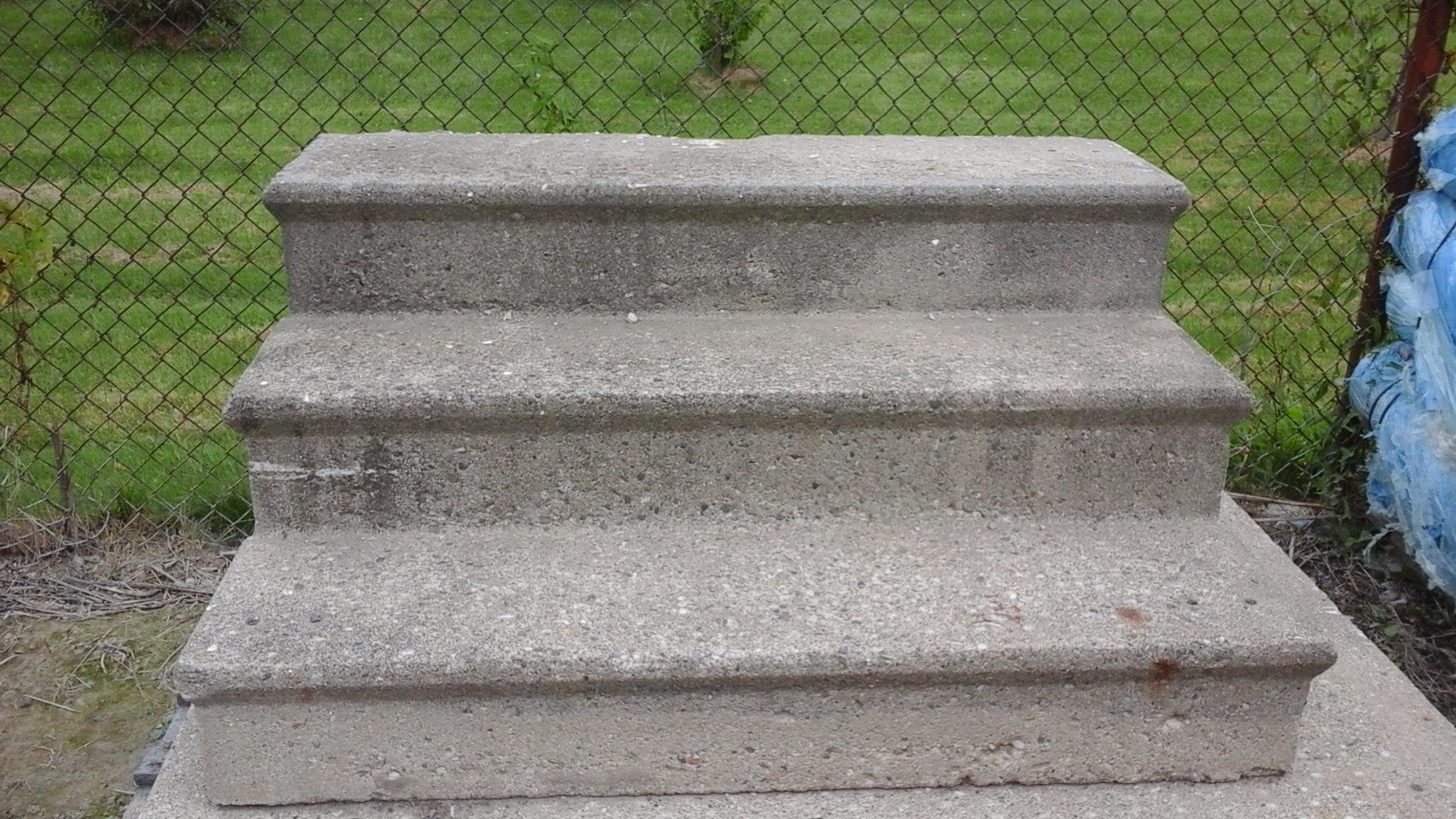 Concrete Steps – 3 Step | Gagnon Demolition Steps